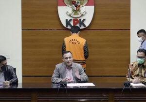 KPK Tetapkan Wakil Ketua DPR RI Sebagai Tersangka Korupsi - Ketua KPK Gelar Perkara Korupsi Wakil Ketua DPR RI