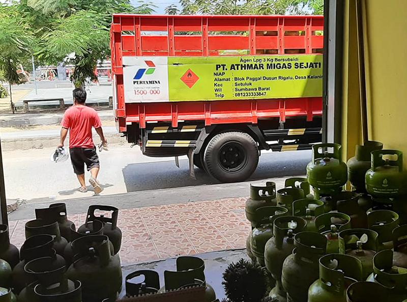 LPG 3 Kg di Sumbawa Barat Sering Langka, Masyarakat Bingung Minta Tanggung Jawab Siapa - Penyalur Resmi LPG 3 Kg di Sumbawa Barat