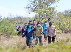 Sumbawa Barat Miliki 16 Pulau-pulau Kecil, Bupati Mulai Hijaukan 8 Pulau - Bupati Hijaukan Pulau-pulau Kecil di KSB