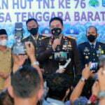 Vaksinasi Covid-19 Lewati 70% Populasi, Lombok Tengah Siap Sambut World Superbike Mandalika - Kapolda NTB